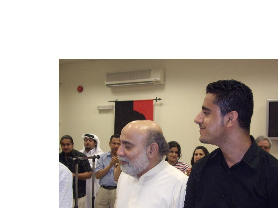 إحدى عروض مسرحية متروشكا - إخراج عبدالله السعداوي - تاريخ 7 يونيو 2007