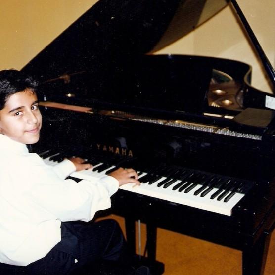 المهرجان الثاني للأطفال الموهوبين موسيقياً - الجمعية البحرينية لتنمية الطفولة-20 مايو 1998م-01