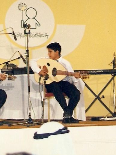 المهرجان الثاني للأطفال الموهوبين موسيقياً - الجمعية البحرينية لتنمية الطفولة-20 مايو 1998م-04